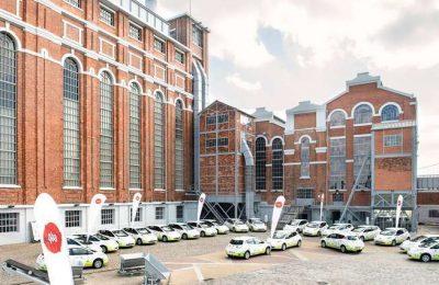 A EDP adquiriu frota de veículos 100% elétricos