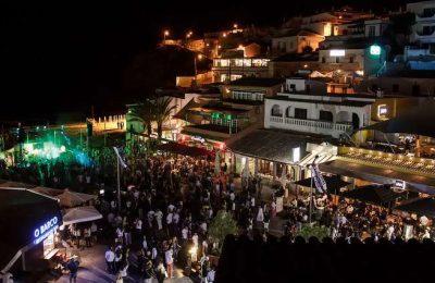 Noite Black & White a 1ª festa de Verão no Algarve