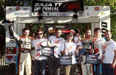 Nuno Matos e Filipe Serra vencem na Baja TT do Pinhal