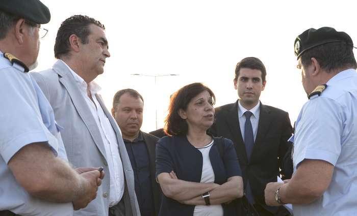 Secretária de Estado da Admin.Interna visitou Lagoa