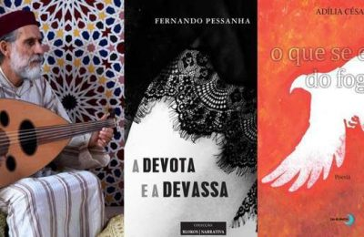 Música e literatura na Biblioteca Municipal de Silves