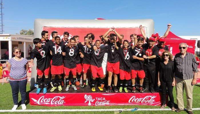Taça Coca-Cola: Olhanense A vencedor em Silves