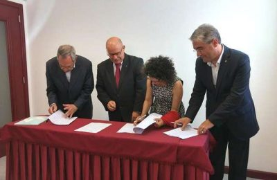 Novo Espaço Multifuncional de Empresas em Castro Marim