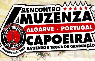 6º Encontro MUZENGA de Capoeira em Albufeira
