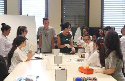 Jovens de Alcoutim em atividade universitária no Porto