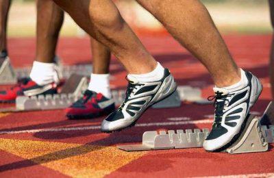 Campeonato Nacional de Juvenis em Atletismo no Parchal