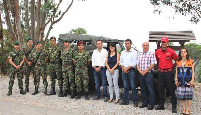 Serra de São Brás patrulhada pelo Exército