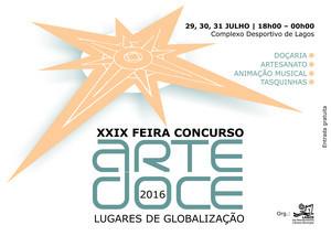 Feira Concurso ARTE DOCE / 2016
