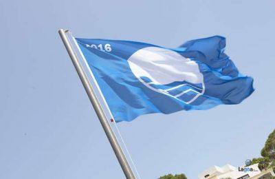 Lagoa hasteou a Bandeira Azul nas praias do concelho