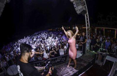 Milhares no MTV Summer Sessions em Portimão
