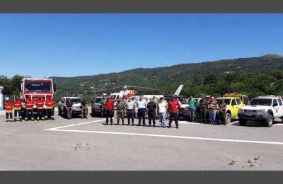 Monchique reforça a prevenção de Incêndios Florestais