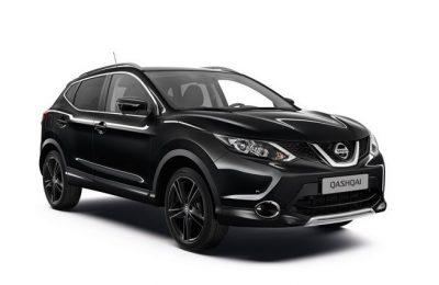 Apenas 111 Nissan Qashqai Black Edition para Portugal