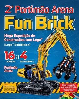 Portimão Arena Fun Brick