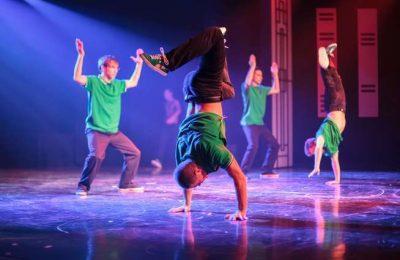 Espetáculos de Street Dance no EPIC SANA Algarve