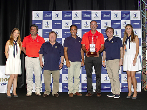 José J. Costa venceu o Rangel Golf Cup 2016