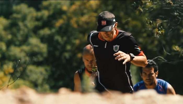 UTRP 2016 competição de trail running em Salir