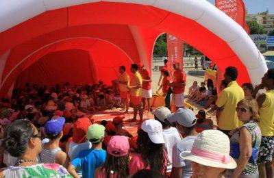 """Vodafone promove """"Verão de Campeão"""" no Algarve"""
