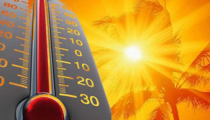 ARS Algarve alerta para as temperaturas elevadas