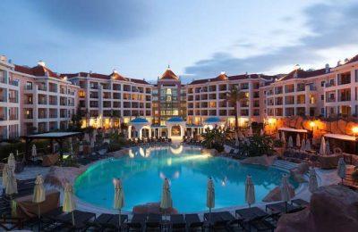Festa de aniversário do Hilton Vilamoura no Água Moments