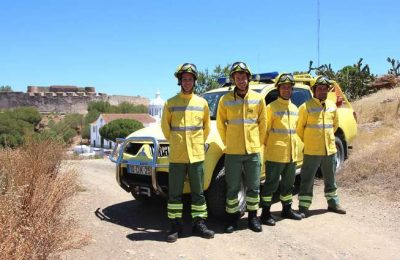 Equipa Municipal de Intervenção Florestal de Castro Marim