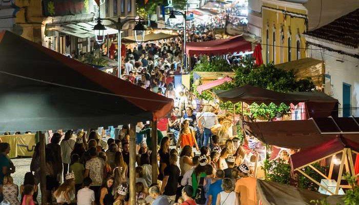 Dias Medievais levaram milhares a Castro Marim