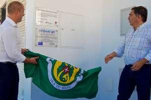 Inaugurdos Armazéns de apoio à pesca artesanal no Burgau