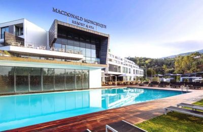 Macdonald Monchique Resort promove oferta de Golfe