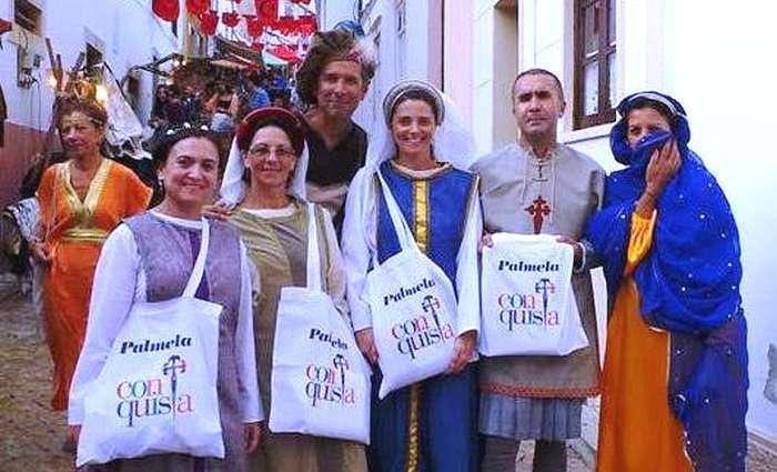 Feira Medieval de Palmela promovida no Algarve