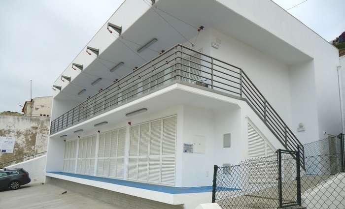 José Apolinário inaugura instalações de apoio à pesca no Burgau
