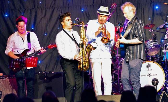 Sucesso na estreia do festival Algarve Smooth Jazz