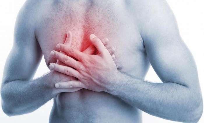 Enfarte do miocárdio aumenta risco de morte súbita