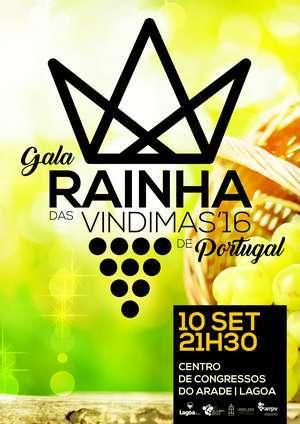 Gala RAINHA DAS VINDIMAS - Lagoa _ab