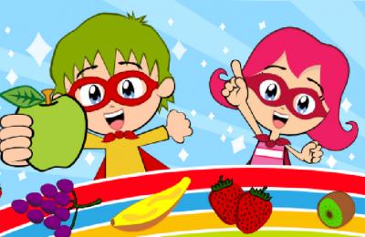 Projeto Heróis da Fruta/Lanche Escolar Saudável em Faro