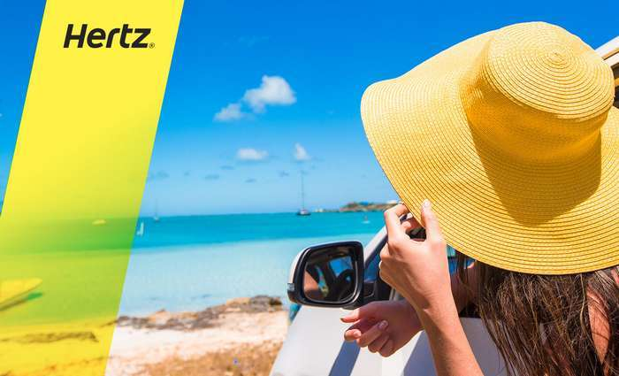 A Hertz decidiu prolongar a campanha de Verão