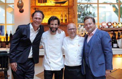 Gourmet Culinary Extravaganza no Conrad Algarve