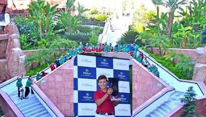 Miguel Krowiki venceu o IX Hilton Vilamoura Golf Cup