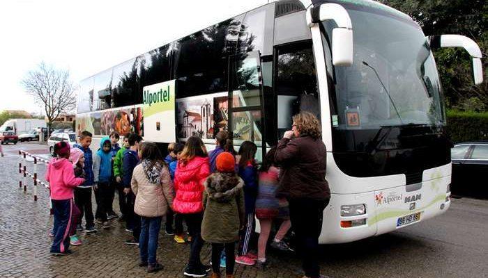 São Brás garante transporte gratuito para as escolas