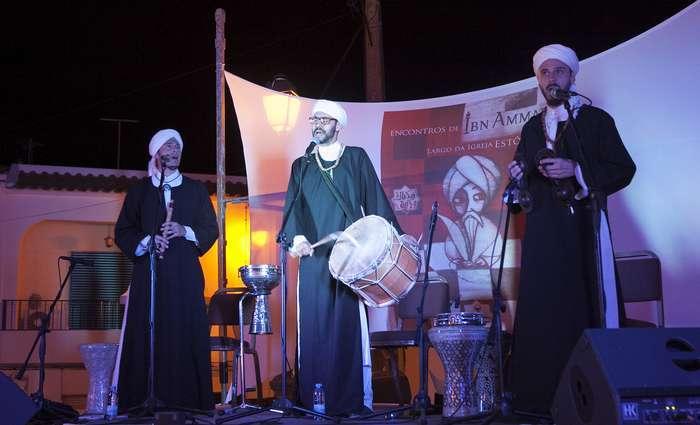 Os Encontros de Ibn Ammar animaram Estômbar