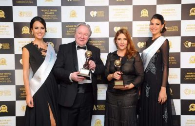 TAP premiada com 3 Galardões nos World Travel Awards