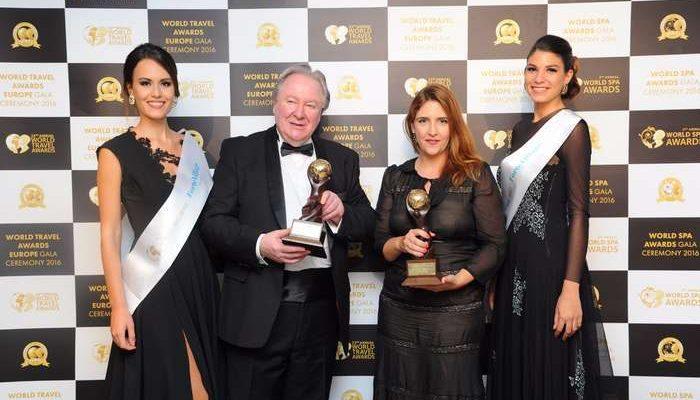TAP premiada com 3 Galardões nos World Travel Awards