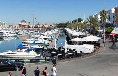 Novo serviço de táxi aquático na Marina de Vilamoura