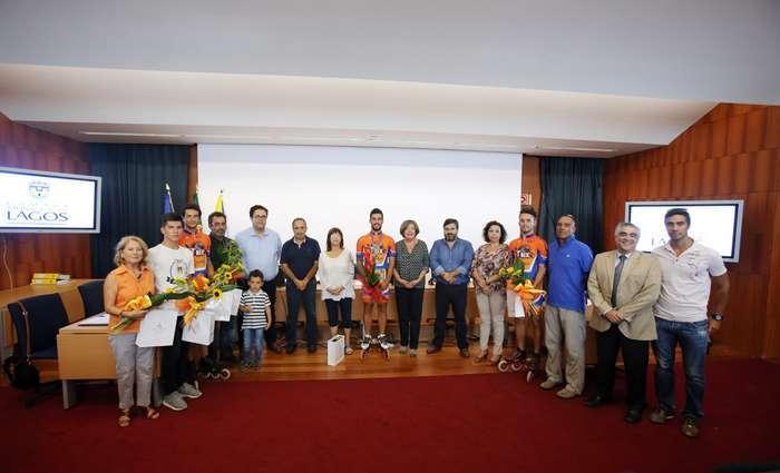 Lagos louva atletas participantes no mundial de Patinagem