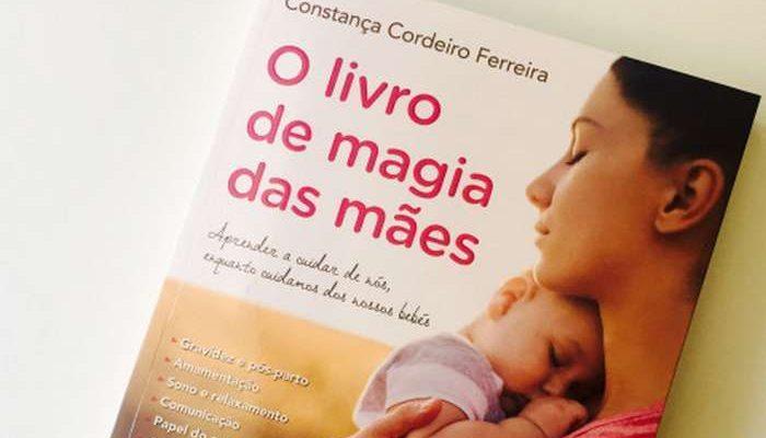 O livro de Magia das Mães apresentado no AlgarveShopping
