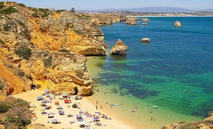 Algarve volta a ser eleito Melhor Destino de Praia na Europa