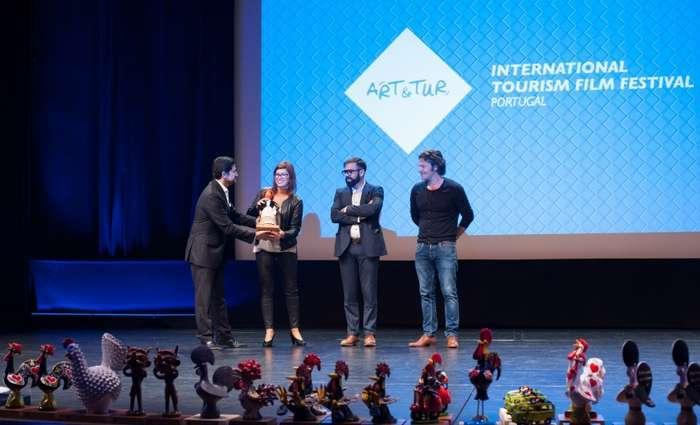 Algarve foi galardoado com oito prémios no ART&TUR 2016