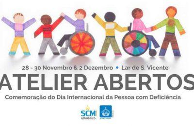 Dia Internacional da Pessoa com Deficiência na SCMA em Albufeira
