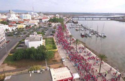 Mais de 5000 participantes na Mamamaratona em Portimão