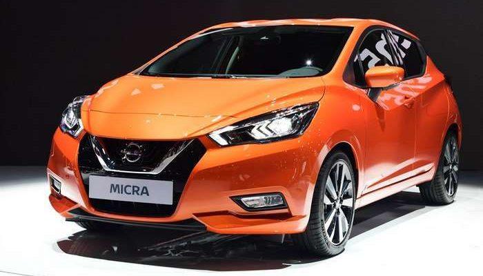 Nissan Micra Gen5 apresentado no Salão de Paris 2016