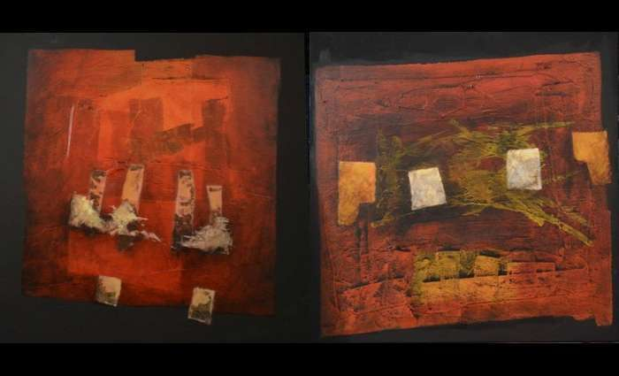 Nuno Santiago expõe na Galeria V-ART Marina de Vilamoura