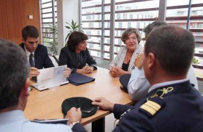 Secretária de Estado Isabel Oneto visitou Lagos